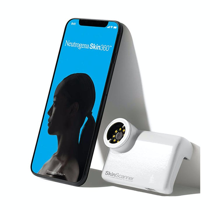 Neutrogena Skin Scanner for Neutrogena Skin360™