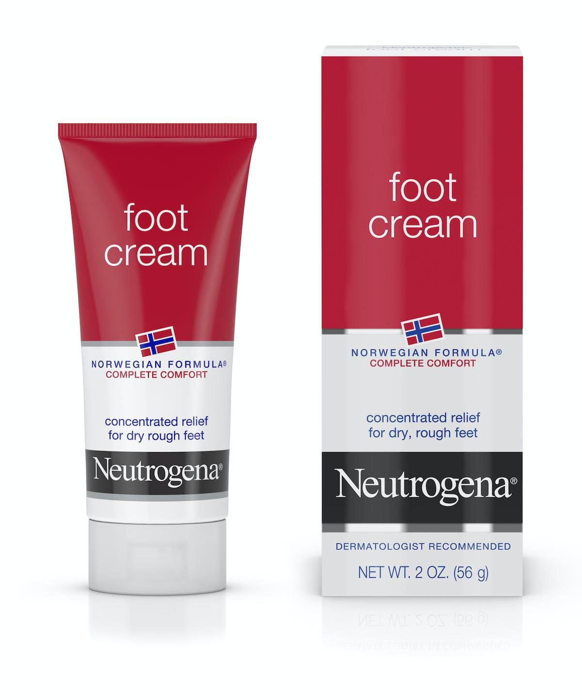 Norwegian Formula® Foot Cream