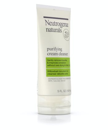 Neutrogena® Naturals Purifying Cream Cleanser
