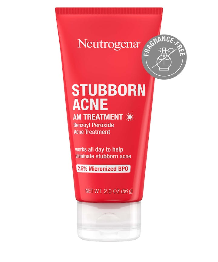 Tratamiento de día Stubborn Acne AM Treatment de Neutrogena