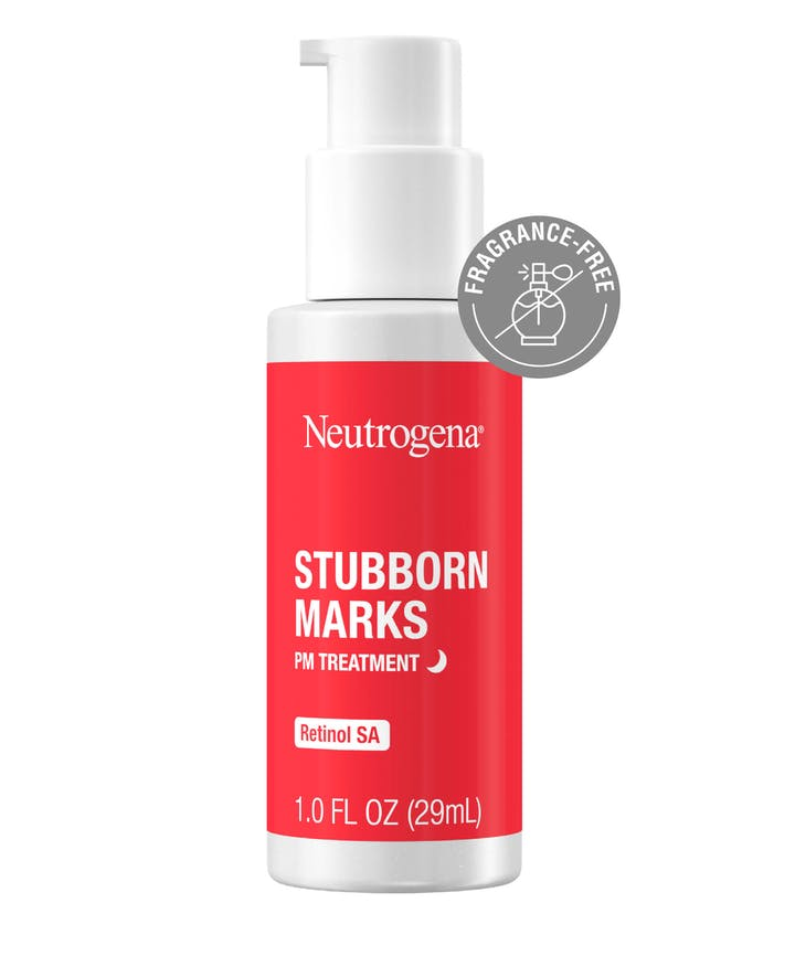 Neutrogena Stubborn Marks PM Treatment