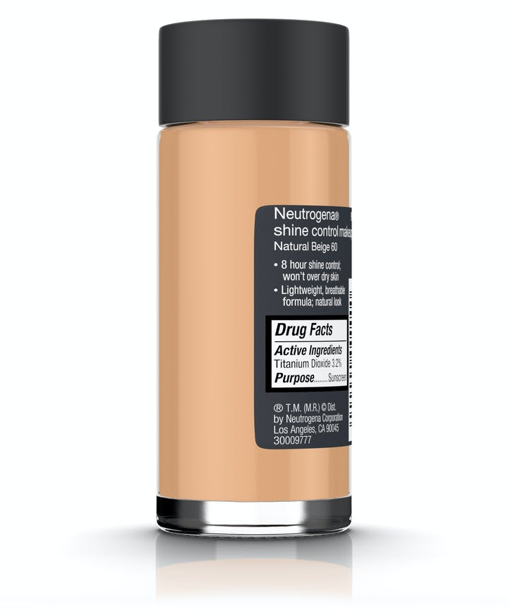 Shine Control Liquid Makeup