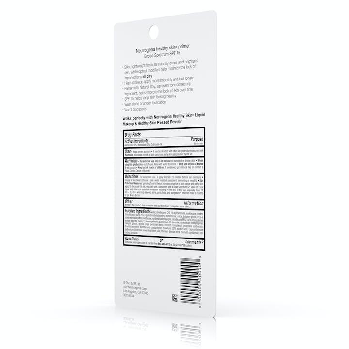 Healthy Skin Primer Broad Spectrum SPF 15