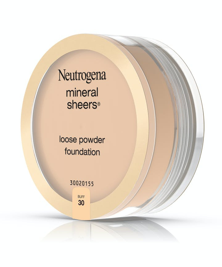 Mineral Sheers Loose Powder Foundation