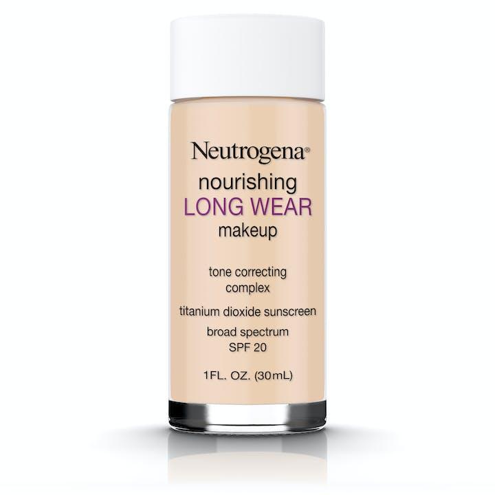Neutrogena Nourishing Long Wear Liquid Makeup Broad Spectrum SPF 20