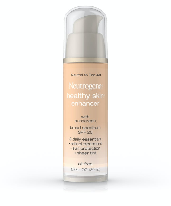 Neutrogena Healthy Skin Enhancer Broad Spectrum SPF 20