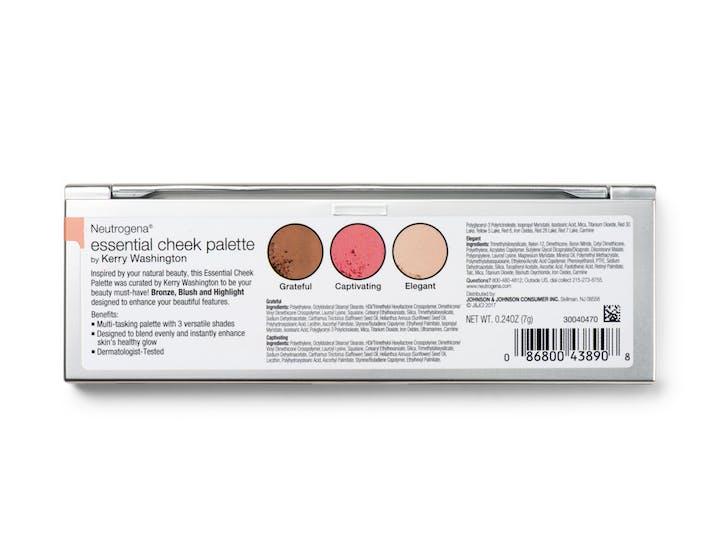 Neutrogena® - Kerry Washington Essential Cheek Palette