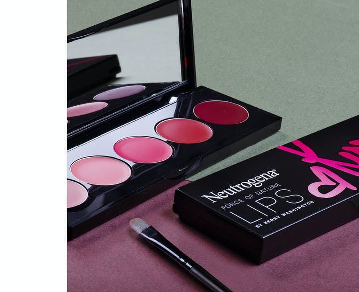 Force of Nature Lip Palette by Kerry Washington - Limited Edition