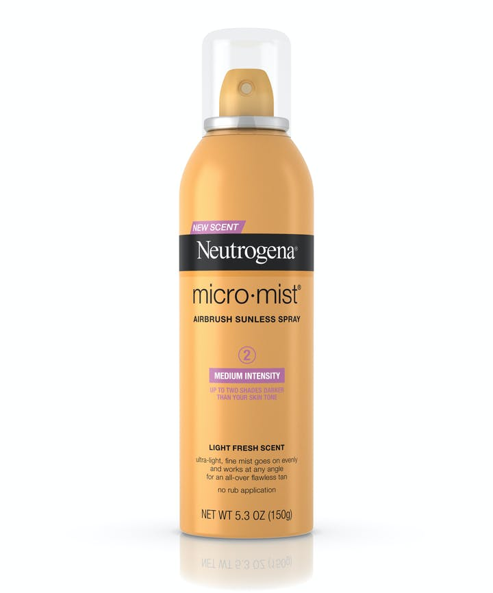 MicroMist® Airbrush Sunless Tan