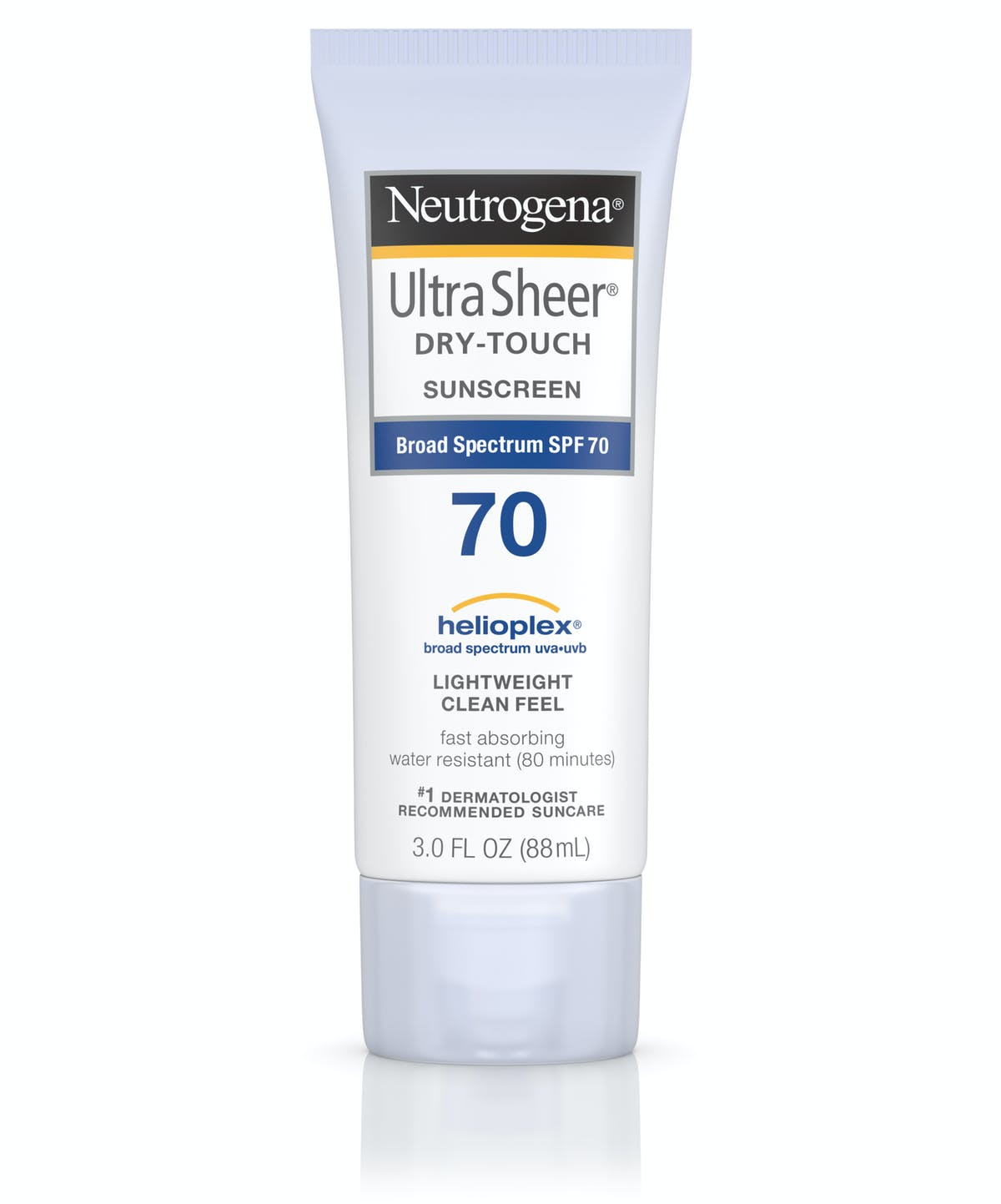 be0e82e6f Ultra Sheer ® Dry-Touch Sunscreen Broad Spectrum SPF 70