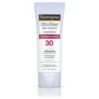 Ultra Sheer® Dry-Touch Sunscreen Broad Spectrum SPF 30