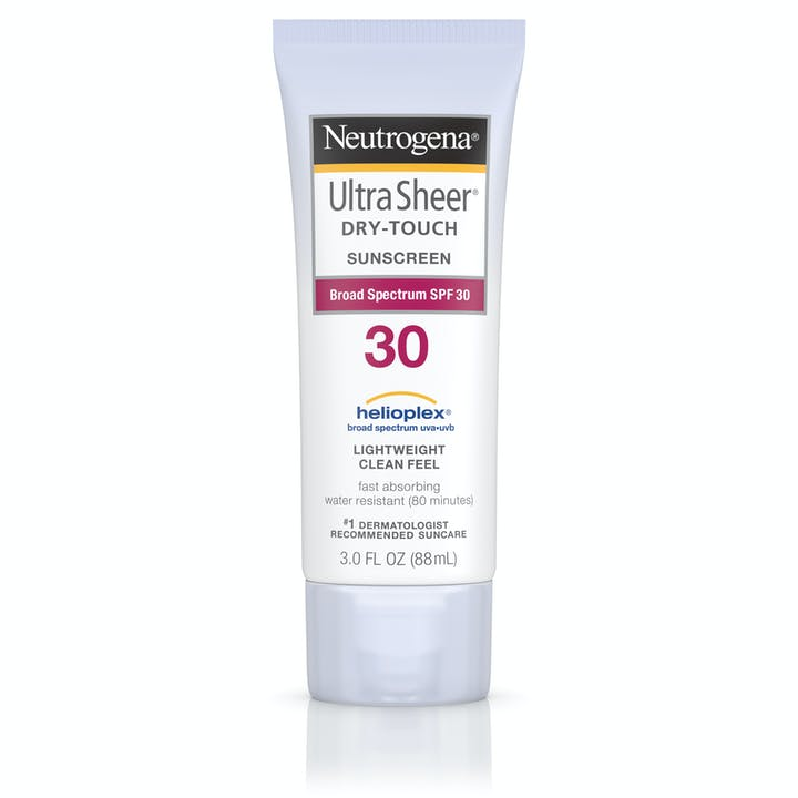 Neutrogena Ultra Sheer® Dry-Touch Sunscreen Broad Spectrum SPF 30