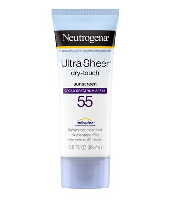 Ultra Sheer® Dry-Touch Sunscreen Broad Spectrum SPF 55