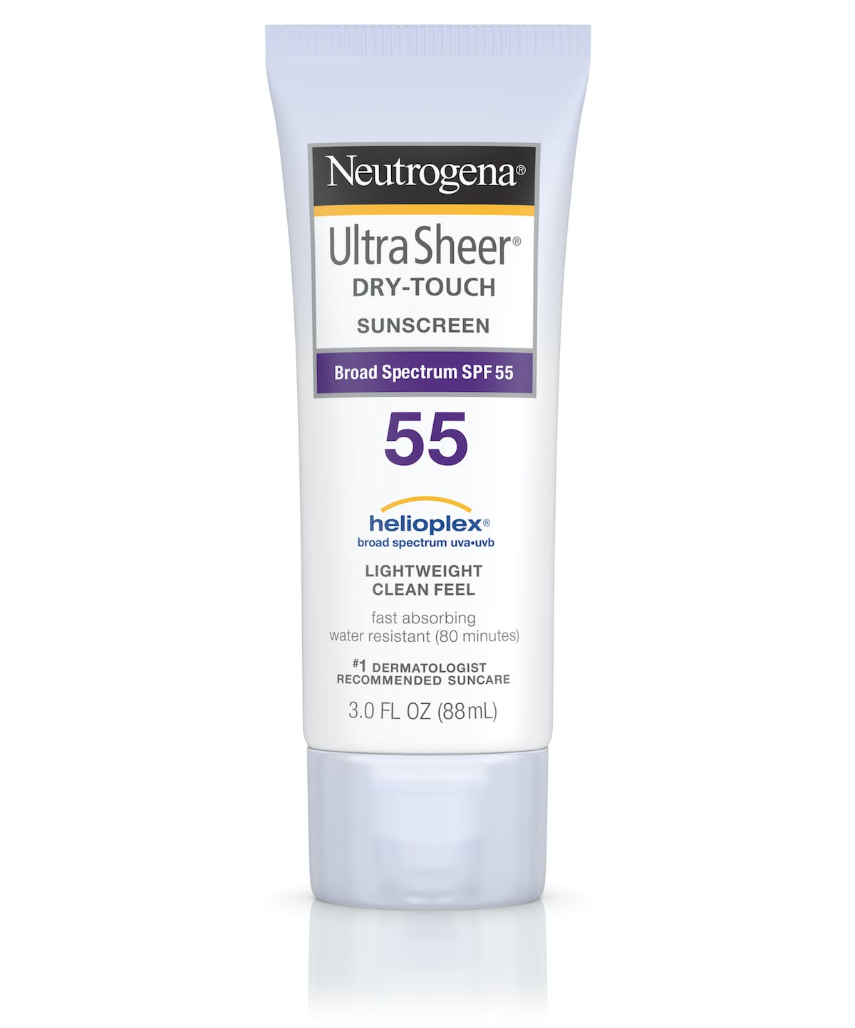 Ultra SheerR Dry Touch Sunscreen Lotion SPF 55