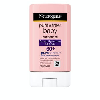 Pure & Free® Baby Sunscreen Stick Broad Spectrum SPF 60+