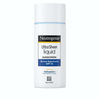 Ultra Sheer® Liquid Sunscreen Broad Spectrum SPF 70