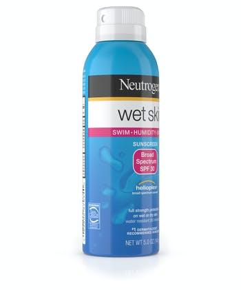 Wet Skin Sunscreen Spray Broad Spectrum SPF 30