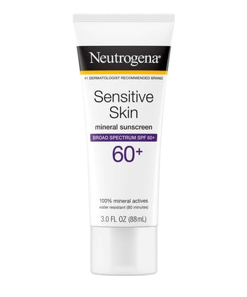 Sensitive Skin Sunscreen Lotion Broad Spectrum SPF 60+
