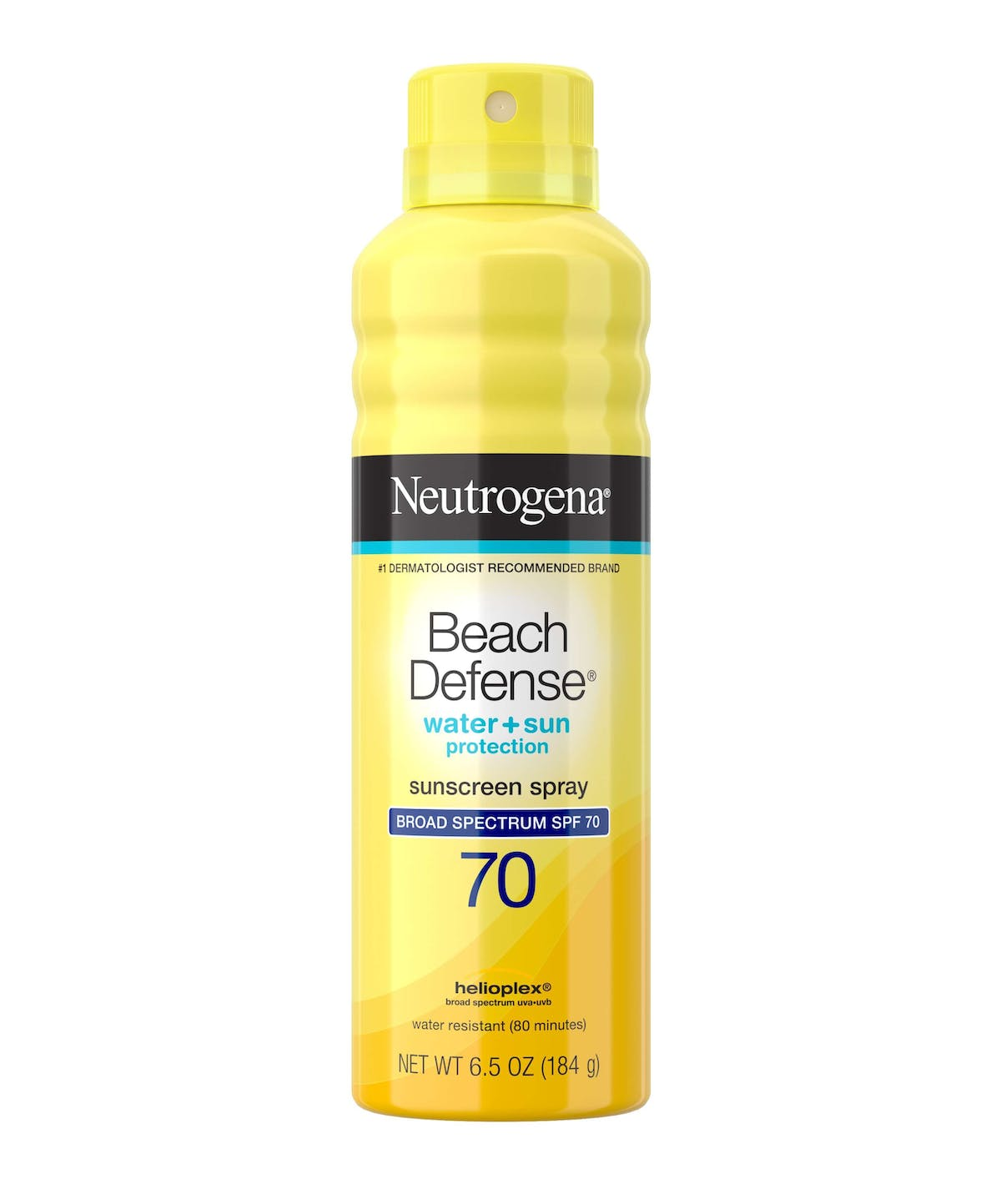 Beach Defense® Spray Sunscreen SPF 70 | Neutrogena®