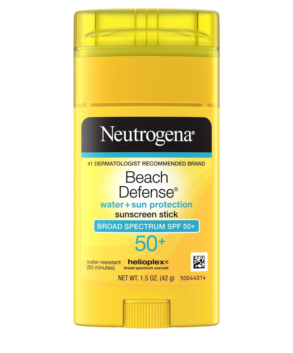 Beach Defense® Oxybenzone-Free Sunscreen Stick SPF 50 | NEUTROGENA®