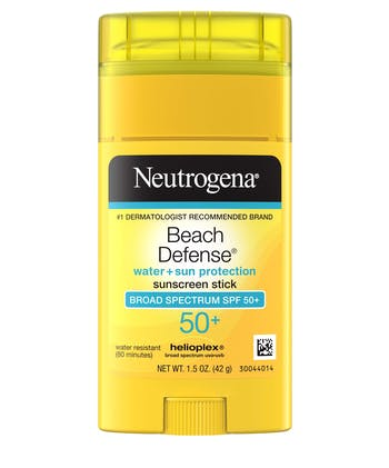 Beach Defense® Water + Sun Protection Sunscreen Stick Broad Spectrum SPF 50+