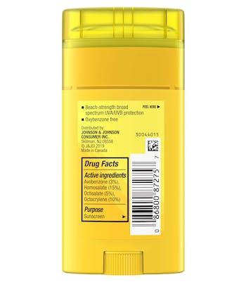 Beach Defense® Water + Sun Protection Sunscreen Stick Broad Spectrum SPF 50+