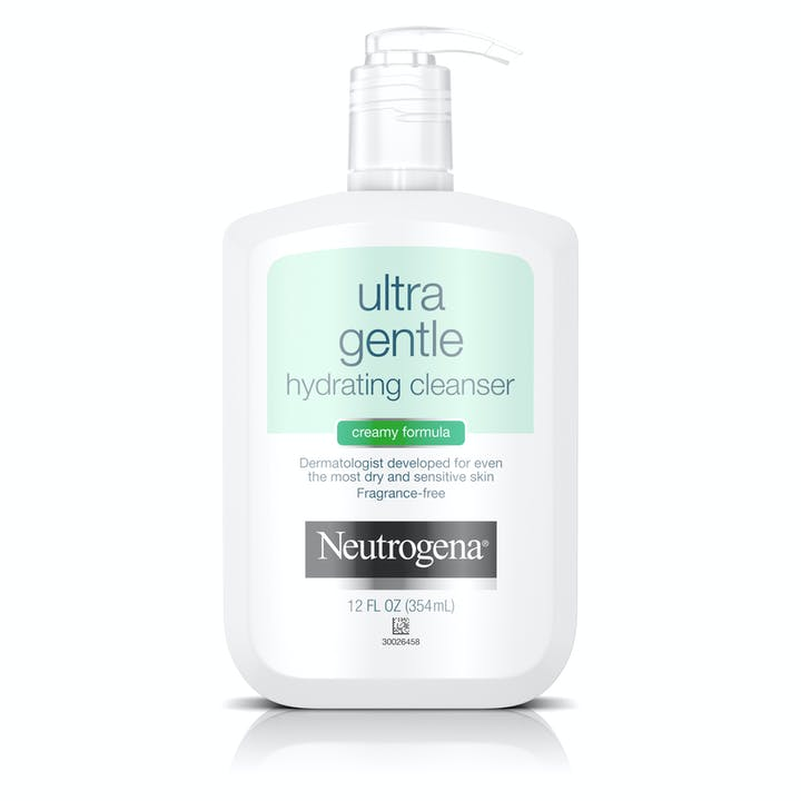Neutrogena Ultra Gentle Hydrating Cleanser