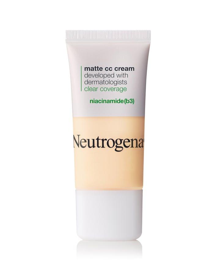 Neutrogena Neutrogena® Clear Coverage Flawless Matte CC Cream