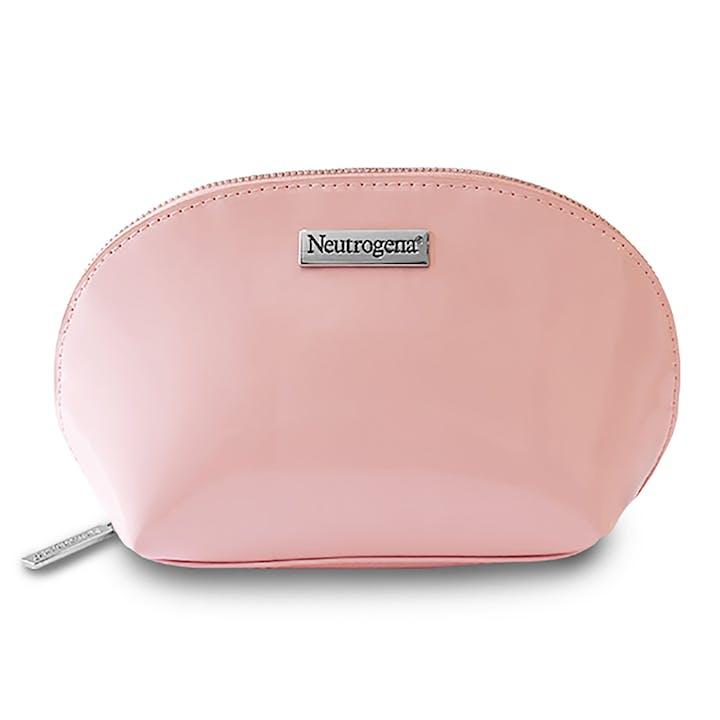 Neutrogena® Pink Vanity Bag