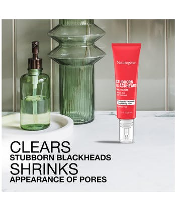 Stubborn Blackhead Daily Acne Facial Serum