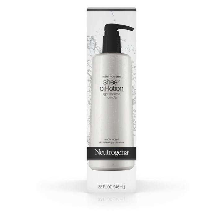 Neutrogena Sheer Oil-Lotion