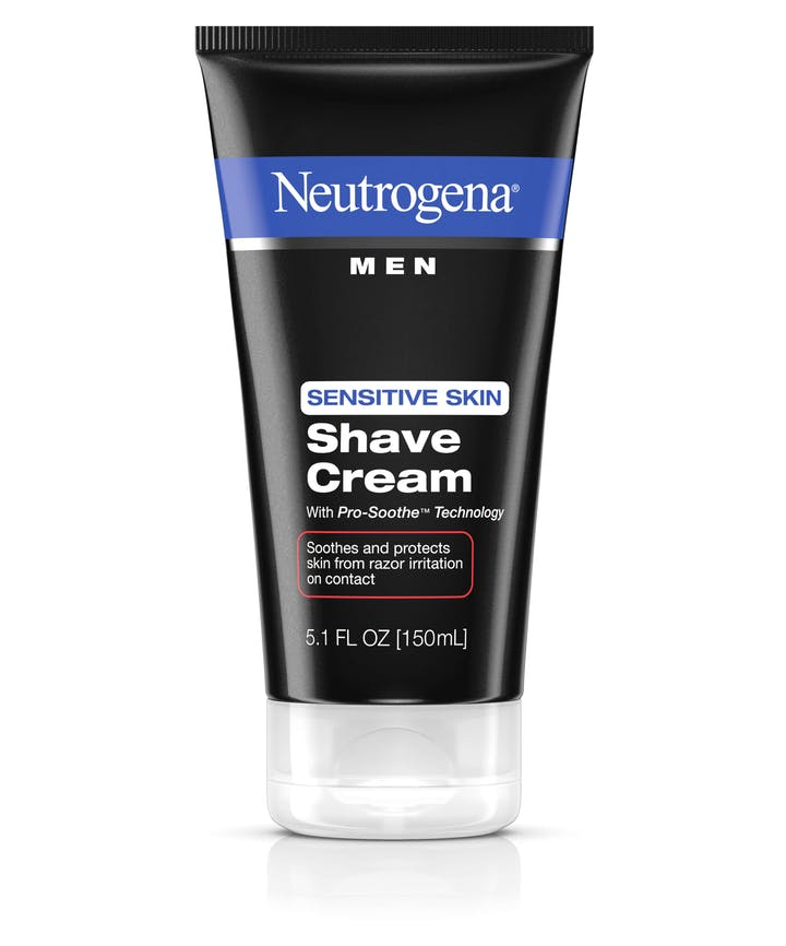 Neutrogena® Men Sensitive Skin Shave Cream