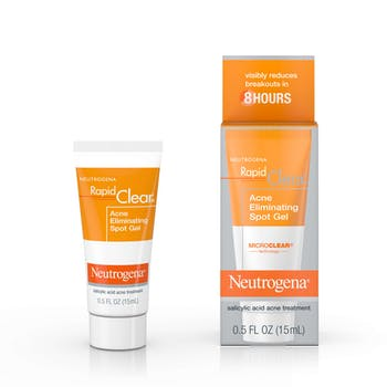Rapid Clear Acne Eliminating Spot Gel