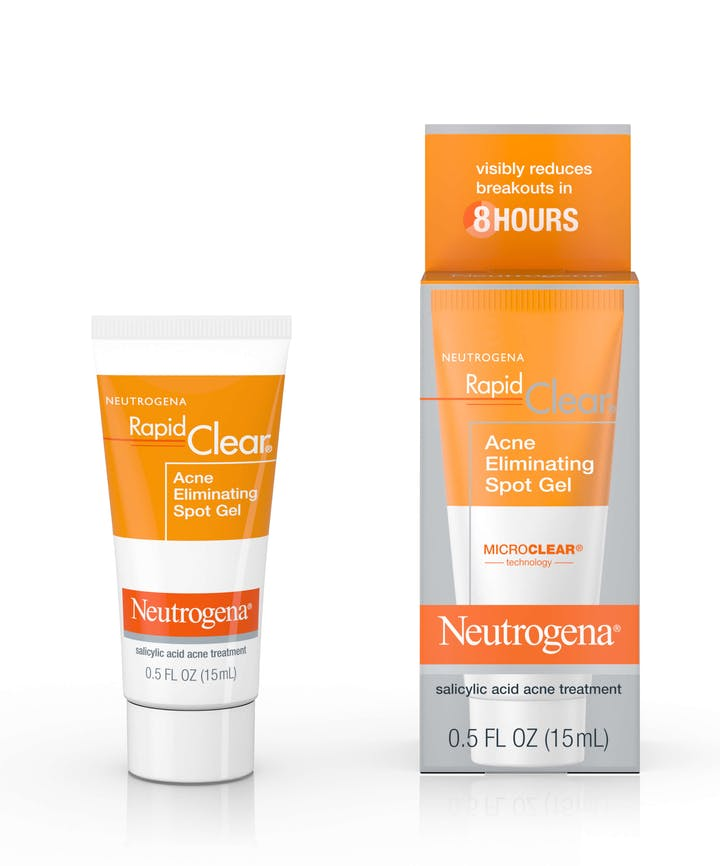 Neutrogena Rapid Clear Salicylic Acid Acne Treatment with Witch Hazel