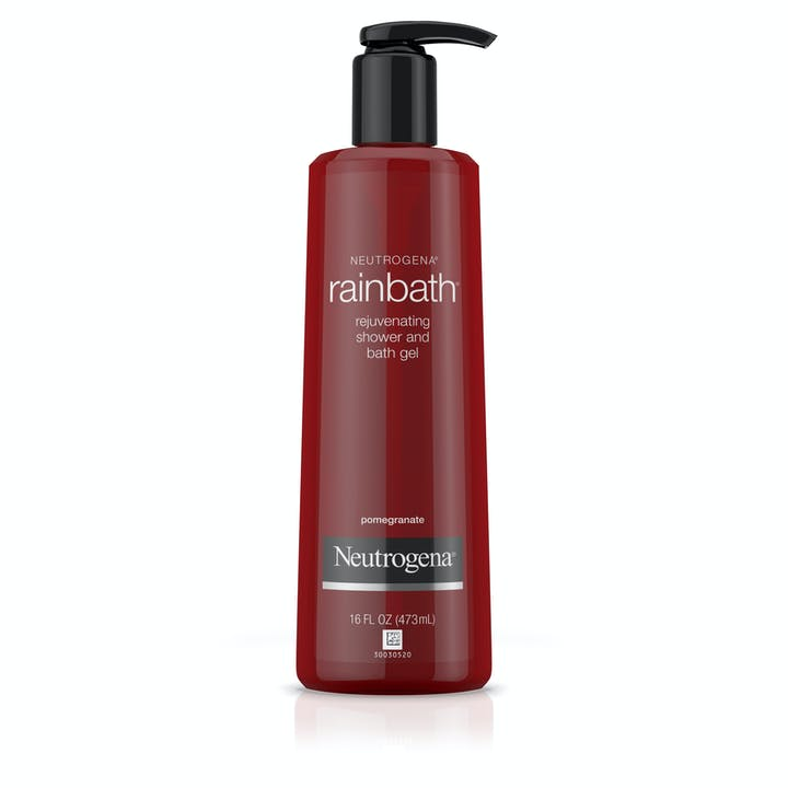 Neutrogena Rainbath® Rejuvenating Shower and Bath Gel - Pomegranate