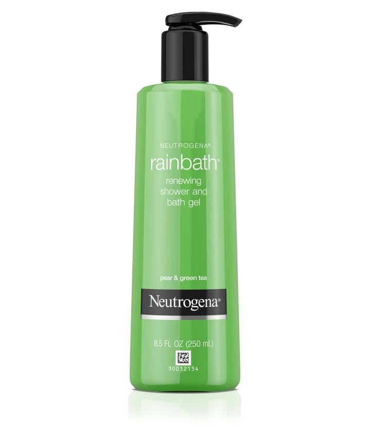 Neutrogena Rainbath® Renewing Shower and Bath Gel-Pear & Green Tea