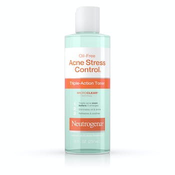 Oil-Free Acne Stress Control® Triple-Action Toner