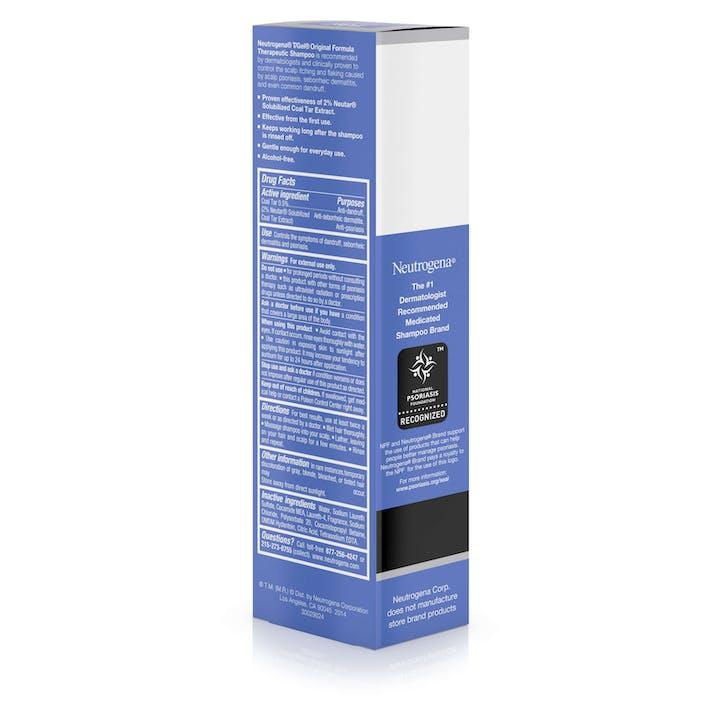 T/Gel® Therapeutic Shampoo-Original Formula