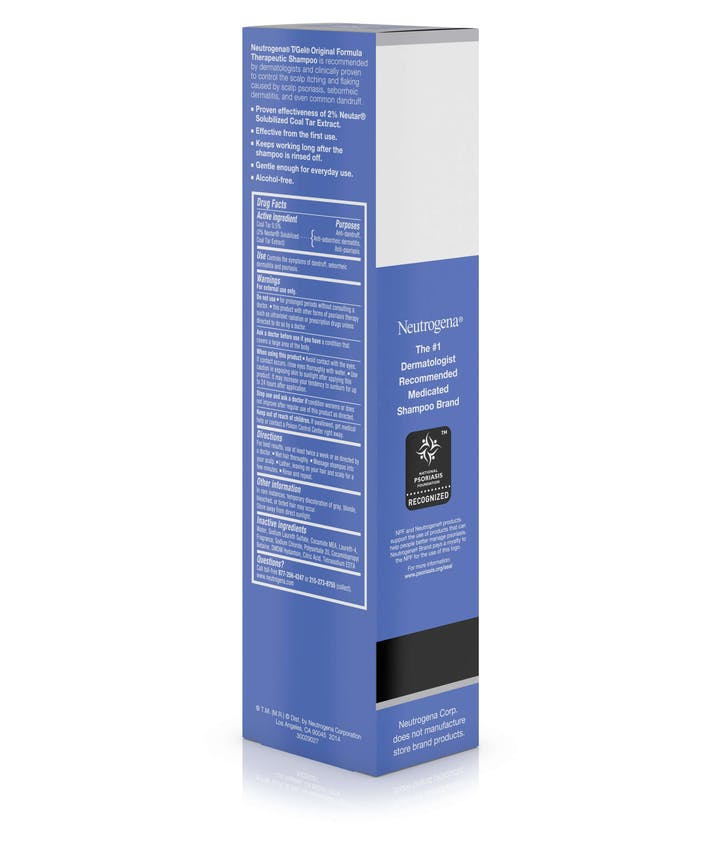 T/Gel® Therapeutic Shampoo-Original Formula
