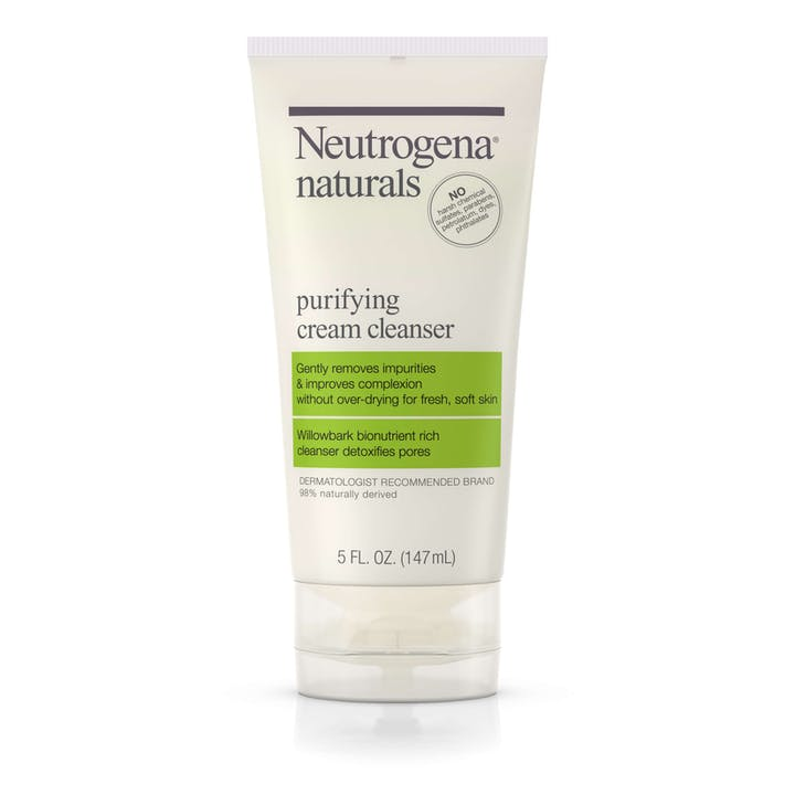 Neutrogena Neutrogena® Naturals Purifying Cream Cleanser