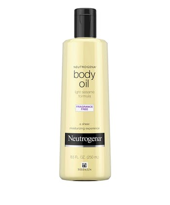 Body Oil – Fragrance Free