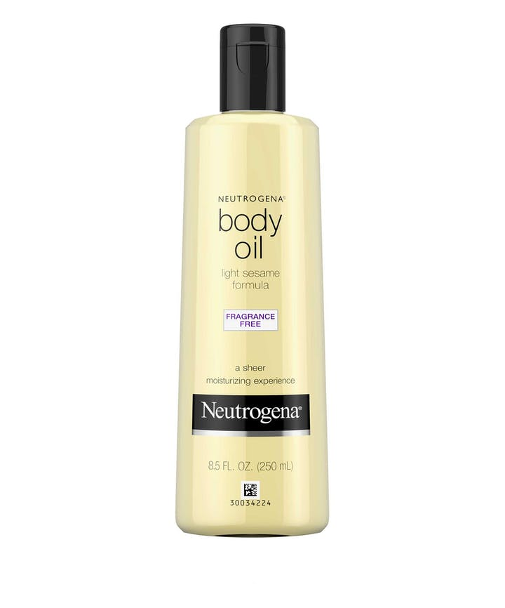 Neutrogena Body Oil – Fragrance Free