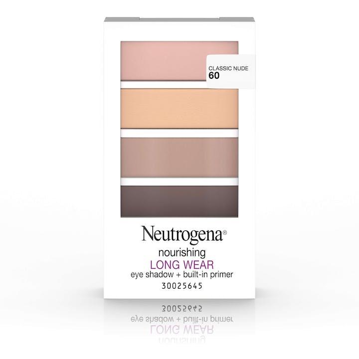 Neutrogena Nourishing Long Wear Eye Shadow + Built-in Primer