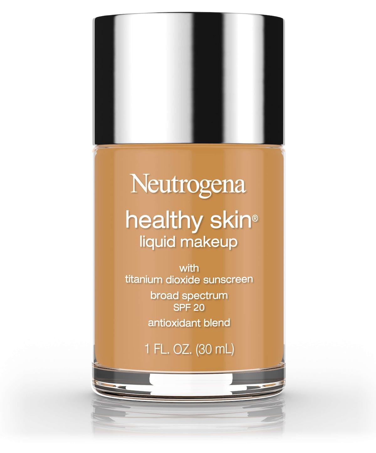 neutrogena foundation dark skin