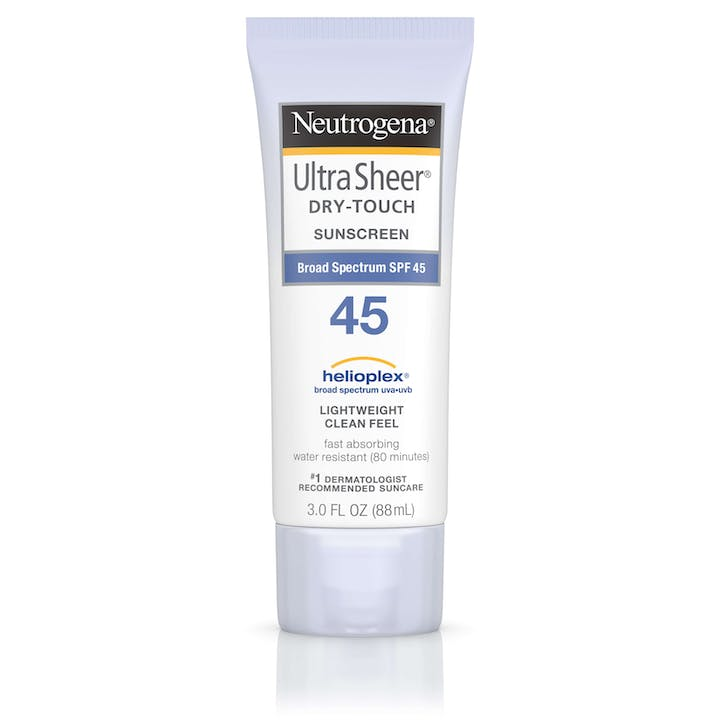 Neutrogena Ultra Sheer® Dry-Touch Sunscreen Broad Spectrum SPF 45