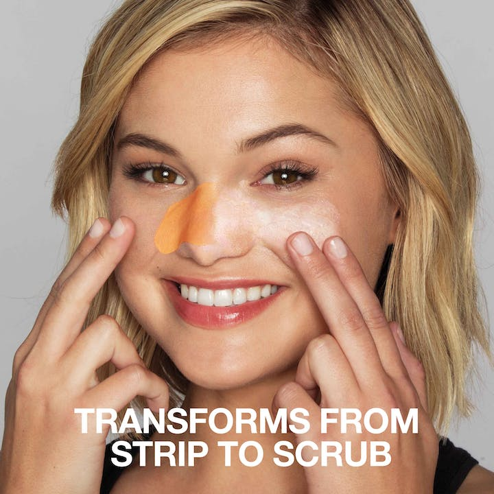 Neutrogena® Blackhead Eliminating Nose Strip to Scrub