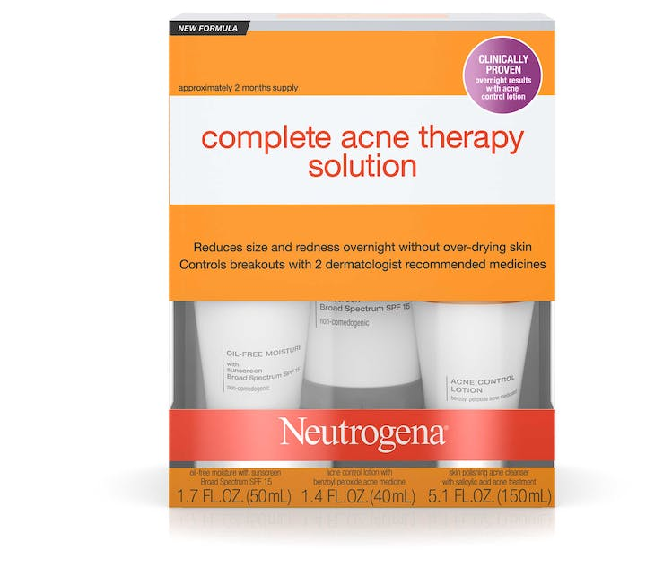 Complete Acne Therapy System