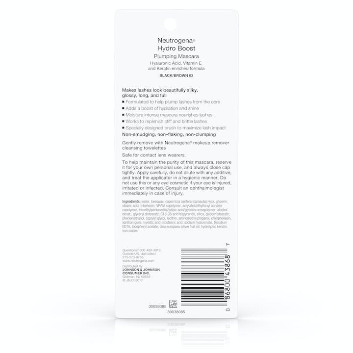 Neutrogena® Hydro Boost Plumping Mascara