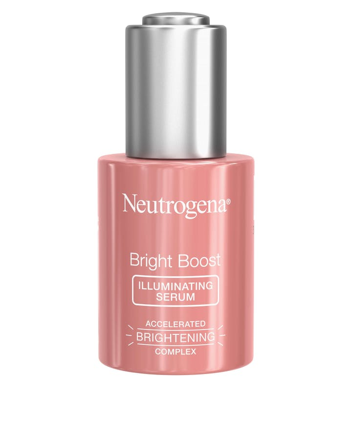 Neutrogena Bright Boost™ Illuminating Serum with Neoglucosamine® and Turmeric Extract