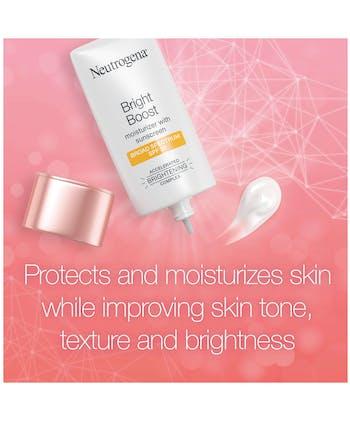 Neutrogena Bright Boost™ Facial Moisturizer with SPF 30 and Neoglucosamine®